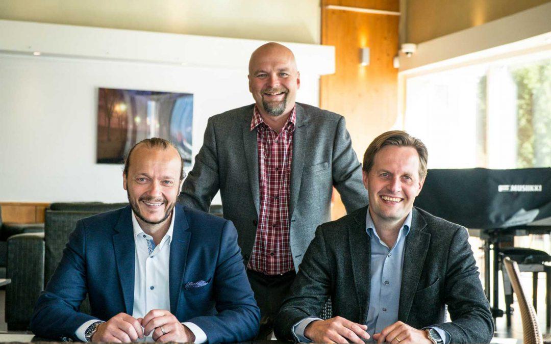 Tilintarkastusala uudistuu – Näin syntyi Digital Audit Company